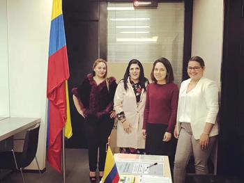 Eventos con el Consulado de Colombia y PROCOLOMBIA