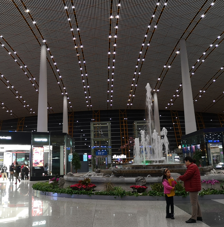 Feria de cantón, Canton Fair Complex, travel to china